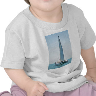 Sailing Catamaran Clara T-shirts