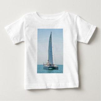 Sailing Catamaran Clara Tee Shirts