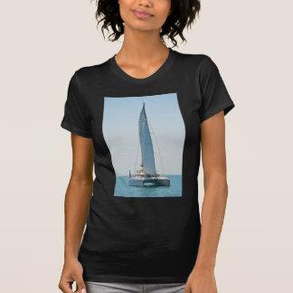 Sailing Catamaran Clara Tshirt
