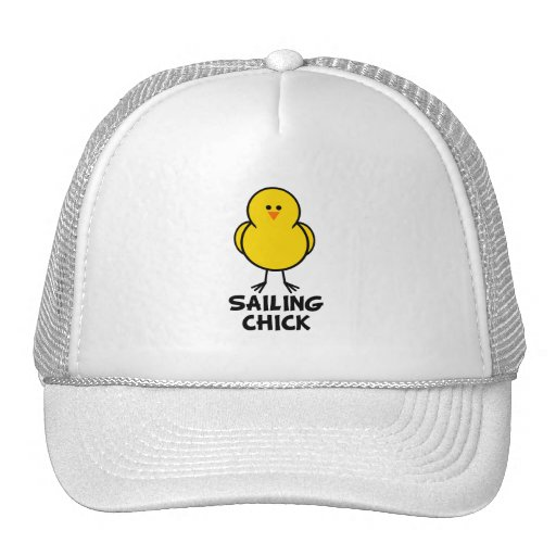 Sailing Chick Mesh Hat