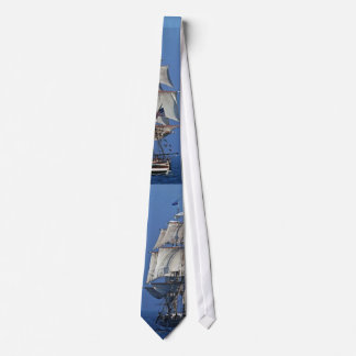 Sailing Clipper Ship Tie