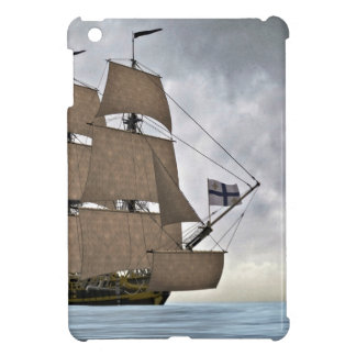 Sailing Corvette on a Gorgeous Day Case For The iPad Mini