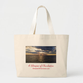 Sailing for Home in Charleston Tote Bag