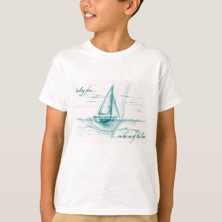 Sailing-free T-Shirt