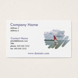 Sailing Fun Business Card
