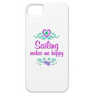 Sailing Happy iPhone 5 Case