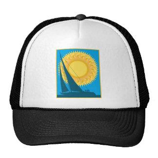 Sailing Mesh Hats