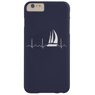 Sailing Heartbeat Barely There iPhone 6 Plus Case