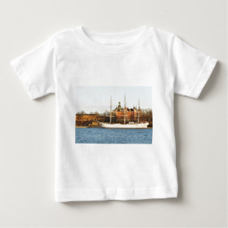 Sailing in Stockholm, Sweden Baby T-Shirt