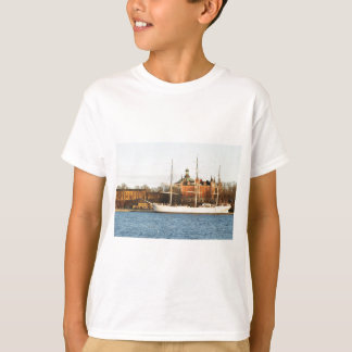Sailing in Stockholm, Sweden T-Shirt