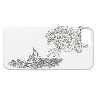 Sailing iPhone Case