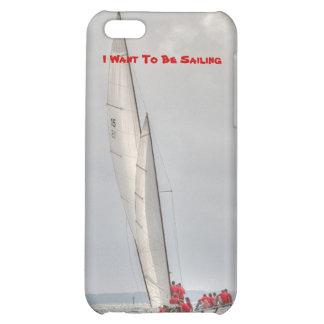 Sailing iPhone Case iPhone 5C Cover