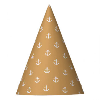 Sailing is living! party hat