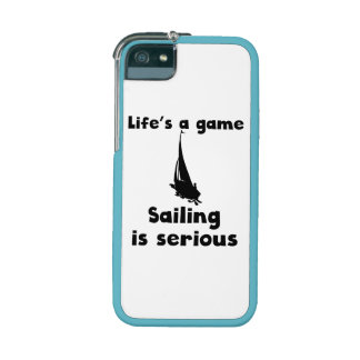 Sailing Is Serious iPhone 5/5S Cases