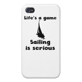 Sailing Is Serious Case For iPhone 4