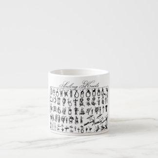 Sailing Knots Espresso Mug