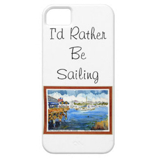 Sailing - Monterey Bay Case For The iPhone 5