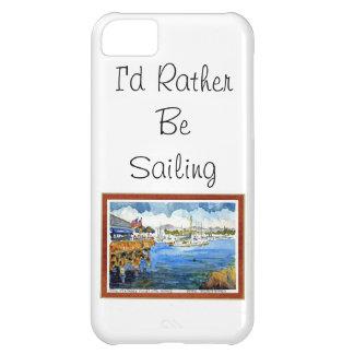 Sailing - Monterey Bay iPhone 5C Case