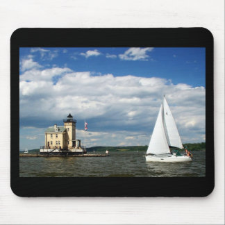 Sailing Mouse Pad