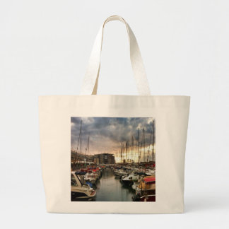 Sailing- multiple products/ Landscape at the Marin Tote Bags