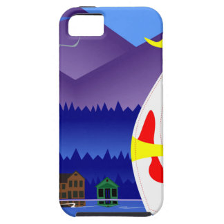 sailing on vacation tough iPhone 5 case