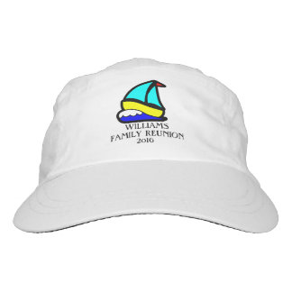 Sailing or Cruise Reunion (or Event) Hat