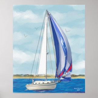 Sailing Sailing... Poster