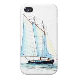 Sailing Schooner iPhone 4 Cases