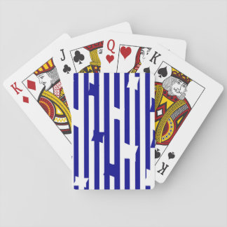 Sailing Shape Playing Cards