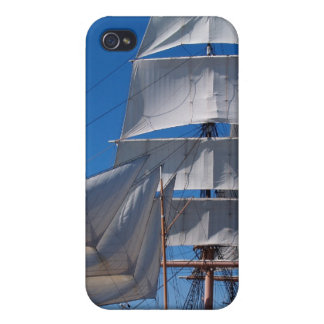 Sailing Ship 4  iPhone 4 Cases
