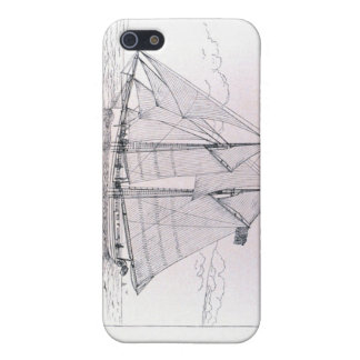 Sailing Ship iPhone 5 Cover