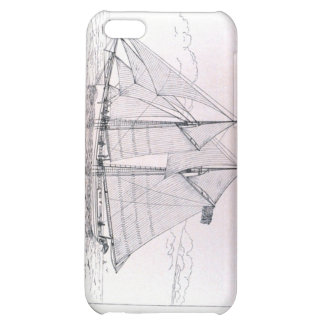Sailing Ship Case For iPhone 5C