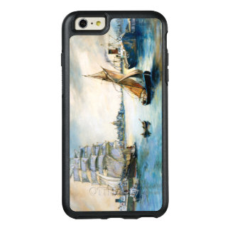 Sailing Ship Original Fine Art Painting OtterBox iPhone 6/6s Plus Case