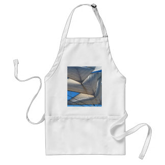 Sailing Ship Sails Apron