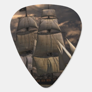 Sailing Ship Vessel Guitar Pick
