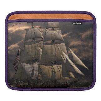 Sailing Ship Vessel Sleeve For iPads