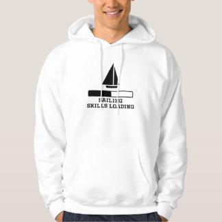 Sailing Skills Loading Hoodie