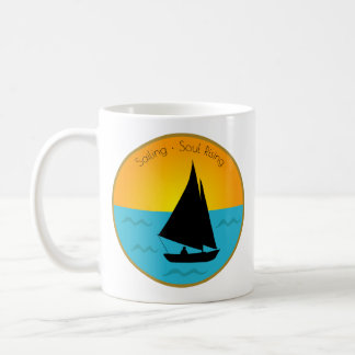Sailing Soul Rising Coffee Mug