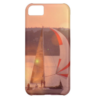 Sailing Spinnaker Sailboat Case For iPhone 5C