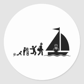 Sailing Stickers