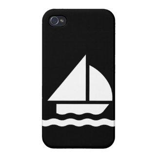Sailing Symbol iPhone 4/4S Covers