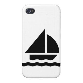 Sailing Symbol Case For iPhone 4