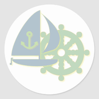 Sailing Team Sticker