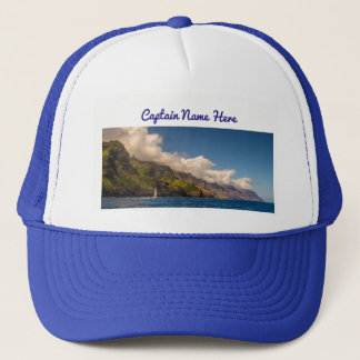 Sailing The Coastline Cap