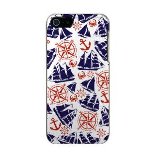 Sailing the Seas Incipio Feather® Shine iPhone 5 Case
