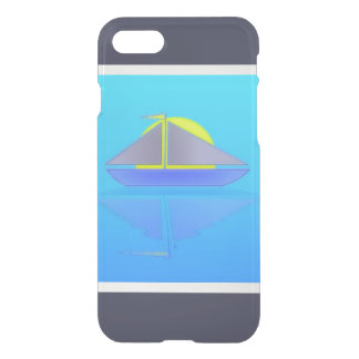 Sailing the waters phone case