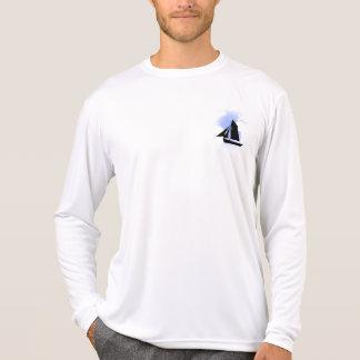 Sailing the World Men's Sport-Tek Competitor L/S T T-Shirt