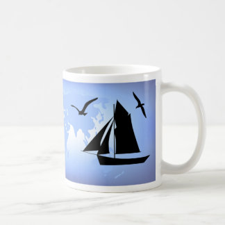 Sailing the World Mugs