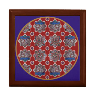 SAILING TO BYZANTIUM LARGE SQUARE GIFT BOX