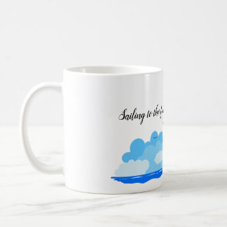 Sailing to the Future Mug